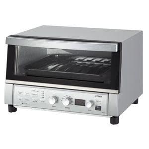 タイガー コンベクションオーブン&トースター 「やきたて」 シルバー KAS-G130-SN