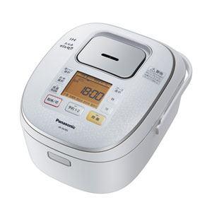 パナソニック IHジャー炊飯器(5.5合炊き) スノーホワイト SR-HX105-W