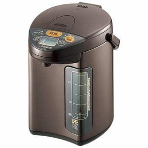 象印 電動給湯式電気ポット (3.0L) 「優湯生」ブラウン CV-DN30-TA