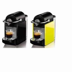ネスレ コーヒーメーカー 「ピクシークリップ」 (ブラック&レモンイエロー) C60BY
