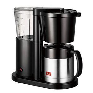 メリタ コーヒーメーカー ブラック SKT52-1-B