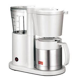 メリタ コーヒーメーカー ホワイト SKT52-3-W