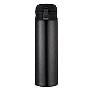 ドウシシャ ワンタッチマグボトル (0.5L) ブラック DBHOB500BK