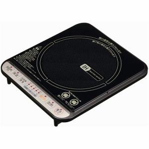 ヤマゼン IH調理器 IEA-Y1400(B)