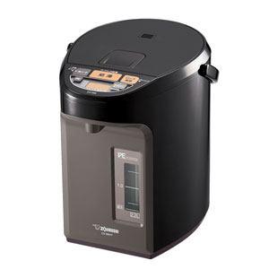 象印 電動給湯式電気ポット 「VE電気まほうびん 優湯生」(2.2L) プライムブラウン CV-WK22-TZ