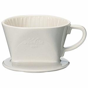カリタ 陶器製コーヒードリッパー (1~2人用) 101-ロト
