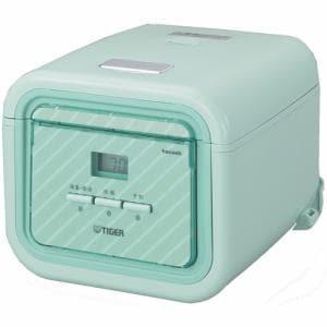 タイガー マイコン炊飯器 「炊きたて tacook」 3.0合 アイスミント JAJ-A552-GI