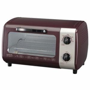 コイズミ オーブントースター レッド KOS-1017/R