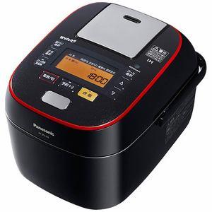 パナソニック スチーム&可変圧力IHジャー炊飯器(5.5合炊き) ブラック SR-SPA106-K