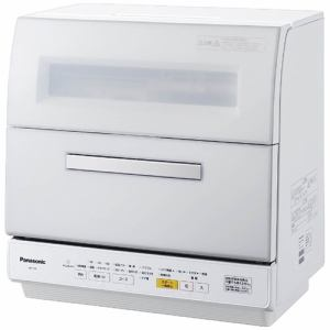 パナソニック NP-TR9-W 食器洗い乾燥機 ECONAVI(エコナビ)搭載 ホワイト