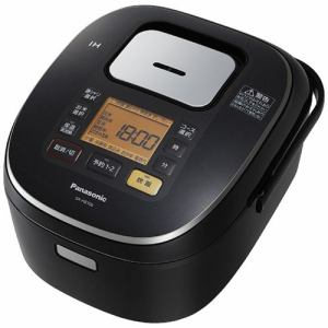 パナソニック SR-HB106-K IH炊飯器 5.5合炊き ブラック