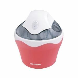 アイリスオーヤマ ICM01-VS アイスクリームメーカー バニラストロベリー