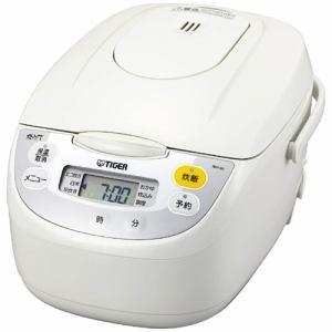 タイガー JBH-G181-W マイコン炊飯ジャー (1升) ホワイト