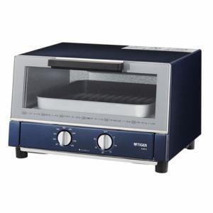 タイガー KAM-G130-AN オーブントースター 「やきたて」 ネイビー