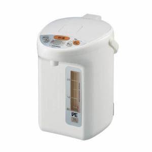 象印 CV-TY30-WA マイコン沸とうVE電気まほうびん 3.0L ホワイト
