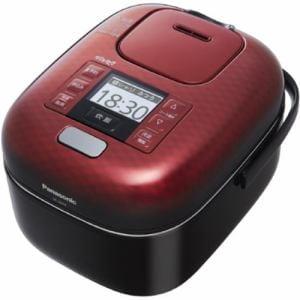 パナソニック SR-JX056-K 可変圧力IHジャー炊飯器(3合炊き)「Jコンセプト 可変圧力おどり炊き」 豊穣ブラック