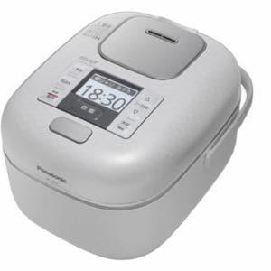 パナソニック SR-JX056-W 可変圧力IHジャー炊飯器(3合炊き)「Jコンセプト 可変圧力おどり炊き」 豊穣ホワイト