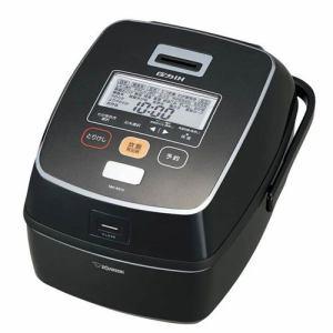 象印 NW-AS10-BZ 圧力IH炊飯ジャー(5.5合炊き) プライムブラック