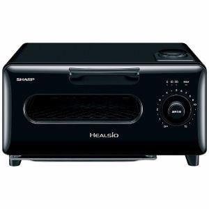 シャープ AX-H1-B オーブントースター 「ヘルシオ グリエ」 ブラック系