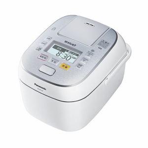 パナソニック SR-SPX107-W スチーム&可変圧力IHジャー炊飯器(5.5合炊き) スノークリスタルホワイト