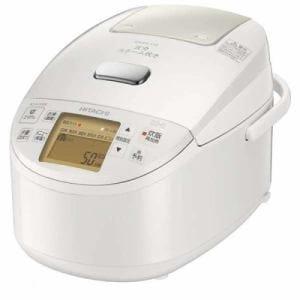 日立 RZ-AV180M-W 圧力スチームIH炊飯器(1升炊き) パールホワイト