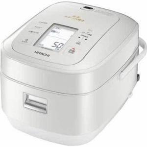 日立 RZ-AW3000M-W 圧力スチームIH炊飯器「ふっくら御膳」(5.5合炊き) パールホワイト