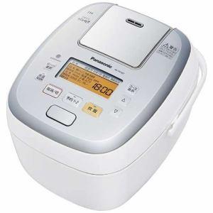 パナソニック SR-PA107-W 可変圧力IHジャー炊飯器(5.5合炊き) ホワイト