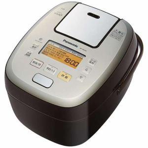 パナソニック SR-PA107-T 可変圧力IHジャー炊飯器(5.5合炊き) ブラウン