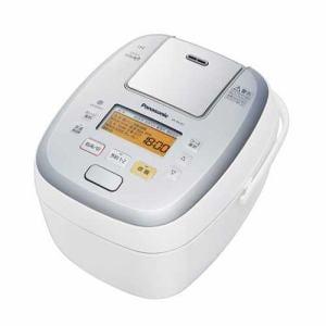 パナソニック SR-PA187-W 可変圧力IHジャー炊飯器(1升炊き) ホワイト