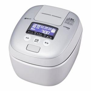 タイガー JPC-A181-WH 圧力IH炊飯ジャー 「炊きたて」 (1升炊き) ホワイトグレー