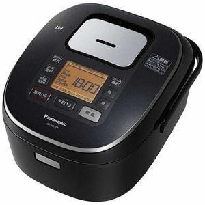 パナソニック SR-HB107-K IHジャー炊飯器(5.5合) ブラック