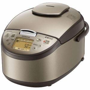 日立 RZ-AG10M-T 圧力IH炊飯ジャー 「極上炊き分け」(5.5合炊き) ライトブラウン