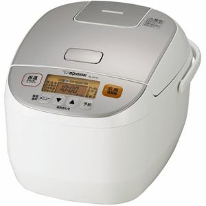 象印 NL-DS18-WA マイコン炊飯ジャー 「極め炊き」 (1升炊き) ホワイト