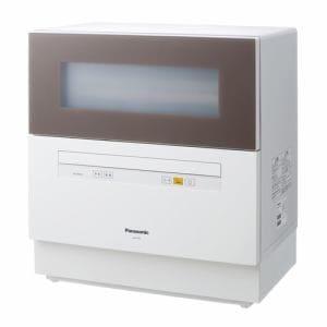 パナソニック NP-TH1-T 食器洗い乾燥機 ブラウン