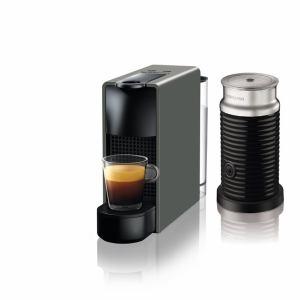 ネスプレッソ C30GR-A3B 専用カプセル式コーヒーメーカー 「エッセンサ・ミニ」  バンドルセット インテンスグレー