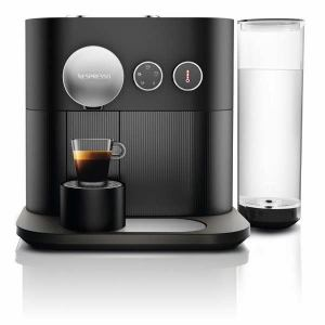 ネスプレッソ C80BK 専用カプセル式コーヒーメーカー 「エキスパート」 ブラック