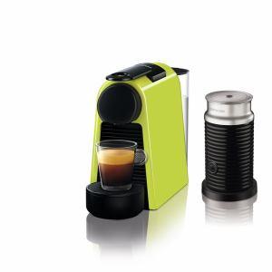 ネスプレッソ D30GN-A3B 専用カプセル式コーヒーメーカー 「エッセンサ・ミニ」 ライムグリーン