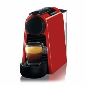 ネスプレッソ D30RE 専用カプセル式コーヒーメーカー 「エッセンサ・ミニ」  ルビーレッド