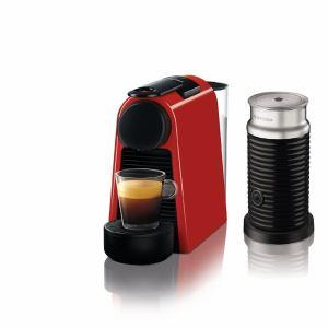 ネスプレッソ D30RE-A3B 専用カプセル式コーヒーメーカー 「エッセンサ・ミニ」 ルビーレッド