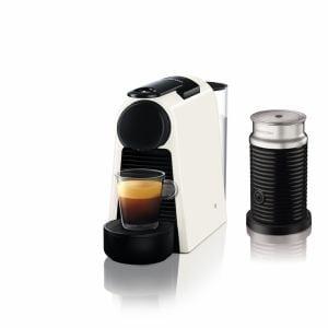 ネスプレッソ D30WH-A3B 専用カプセル式コーヒーメーカー 「エッセンサ・ミニ」 ピュアホワイト