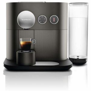 ネスプレッソ D80GR-A3B 専用カプセル式コーヒーメーカー 「エキスパート」 バンドルセット グレー