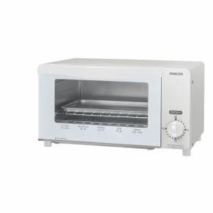 ヤマゼン YDTJ100 オーブントースター   ホワイト