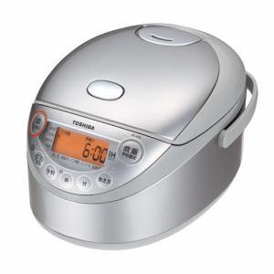 東芝 RC-6XKL(S) IHジャー炊飯器(3.5合炊き) シルバー