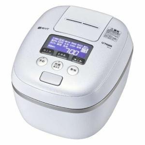 タイガー JPC-A102WE 圧力IH炊飯ジャー 「炊きたて 360°デザイン」 (5.5合炊き) アーバンホワイト