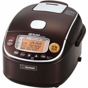 炊飯器 象印 NP-RM05-TA 圧力IH炊飯器 極め炊き 3合炊き ブラウン 3合