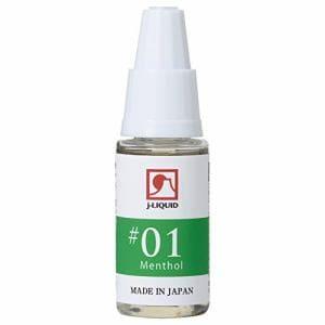 ブイピージャパン(VP JAPAN) 電子タバコ専用フレーバーリキッド J-LIQUID メンソール 10ml SW-12931