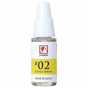 ブイピージャパン(VP JAPAN) 電子タバコ専用フレーバーリキッド J-LIQUID シトラスレモン 10ml SW-12932