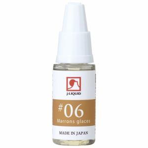 ブイピージャパン(VP JAPAN) 電子タバコ専用フレーバーリキッド J-LIQUID マロングラッセ 10ml SW-12936