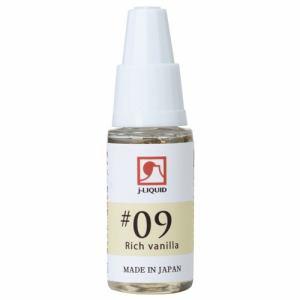 ブイピージャパン(VP JAPAN) 電子タバコ専用フレーバーリキッド J-LIQUID リッチバニラ 10ml SW-12939