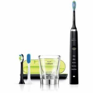 フィリップス HX9305/08 電動歯ブラシ 「ソニッケアー ダイヤモンドクリーン」 ブラック